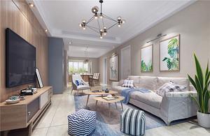 北欧风格客厅家具如何选购?东易日盛三个步骤教你