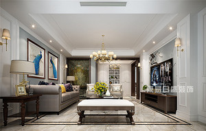 客厅装修电视背景墙需要注意哪个地方