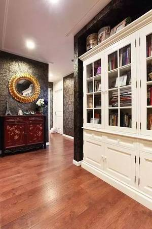 深圳业主装修新家,注意小户型走廊的储物空间