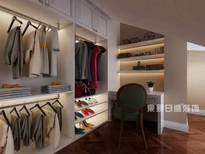 如何设计出前卫的步入式衣帽间 给自己一个装扮空间