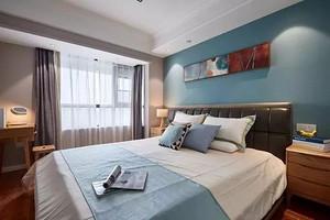 卧室背景墙设计方案,卧室背景墙装修效果图