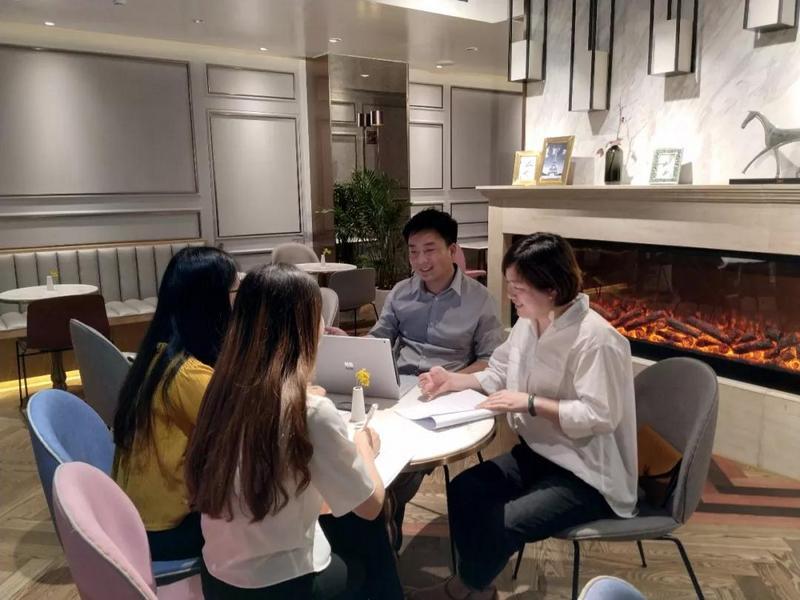 王建锋李玉丽老师专访