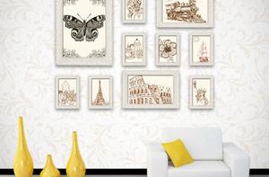 重庆房屋装修照片墙如何装修设计,有哪些装修设计攻略?
