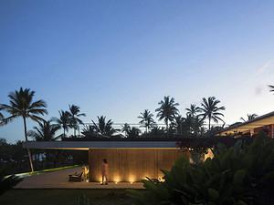 巴西Txai阳光豪宅 在大自然中悠闲生活