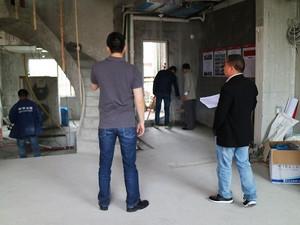 【工地巡检】质量是衡量装修公司的重要标准