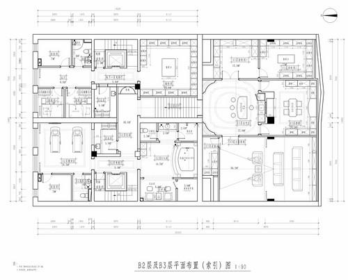 中海九号公馆-法式新古典-650平米装修设计理念