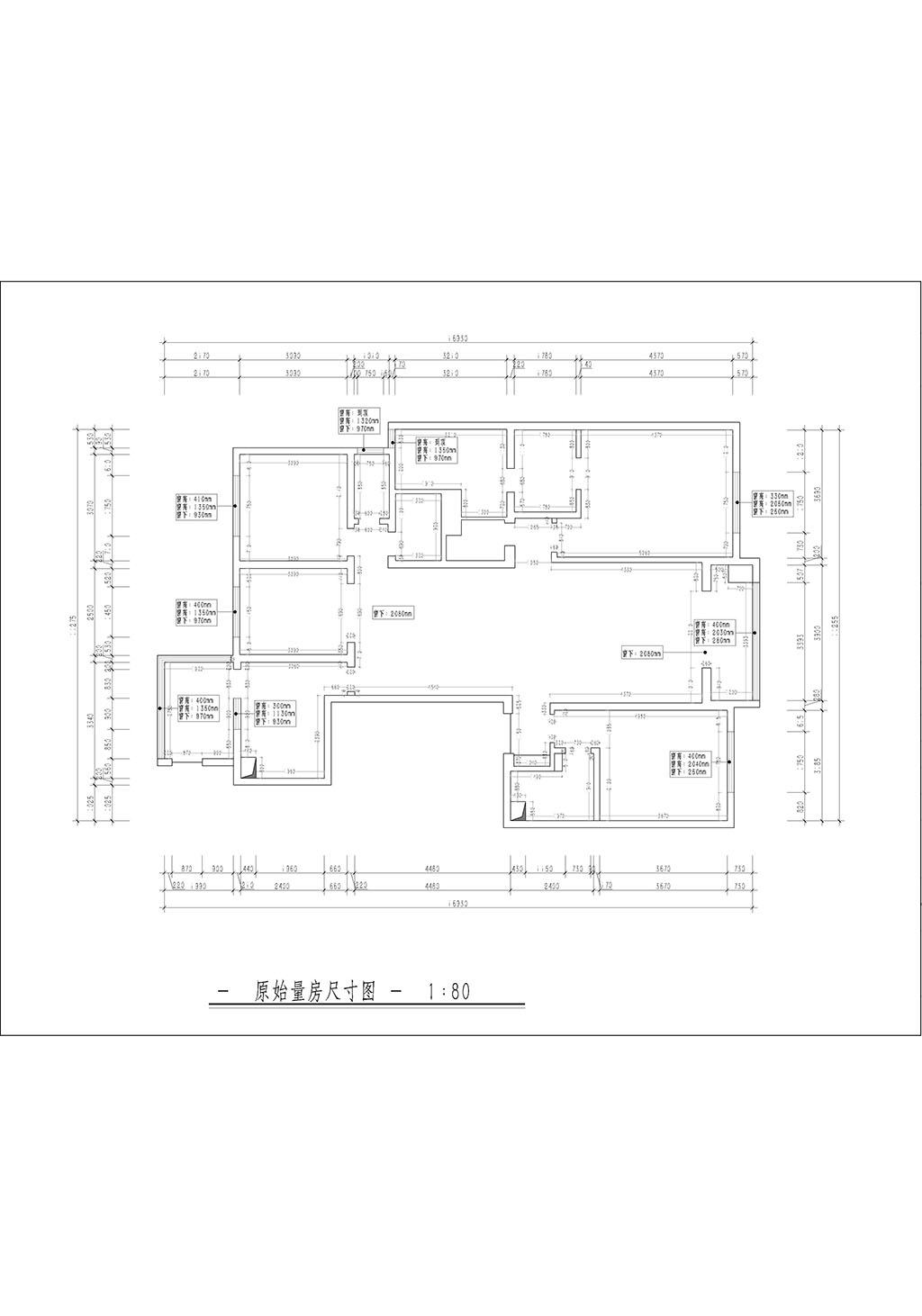 金域华府 欧式装修效果图 平层 160平米装修设计理念