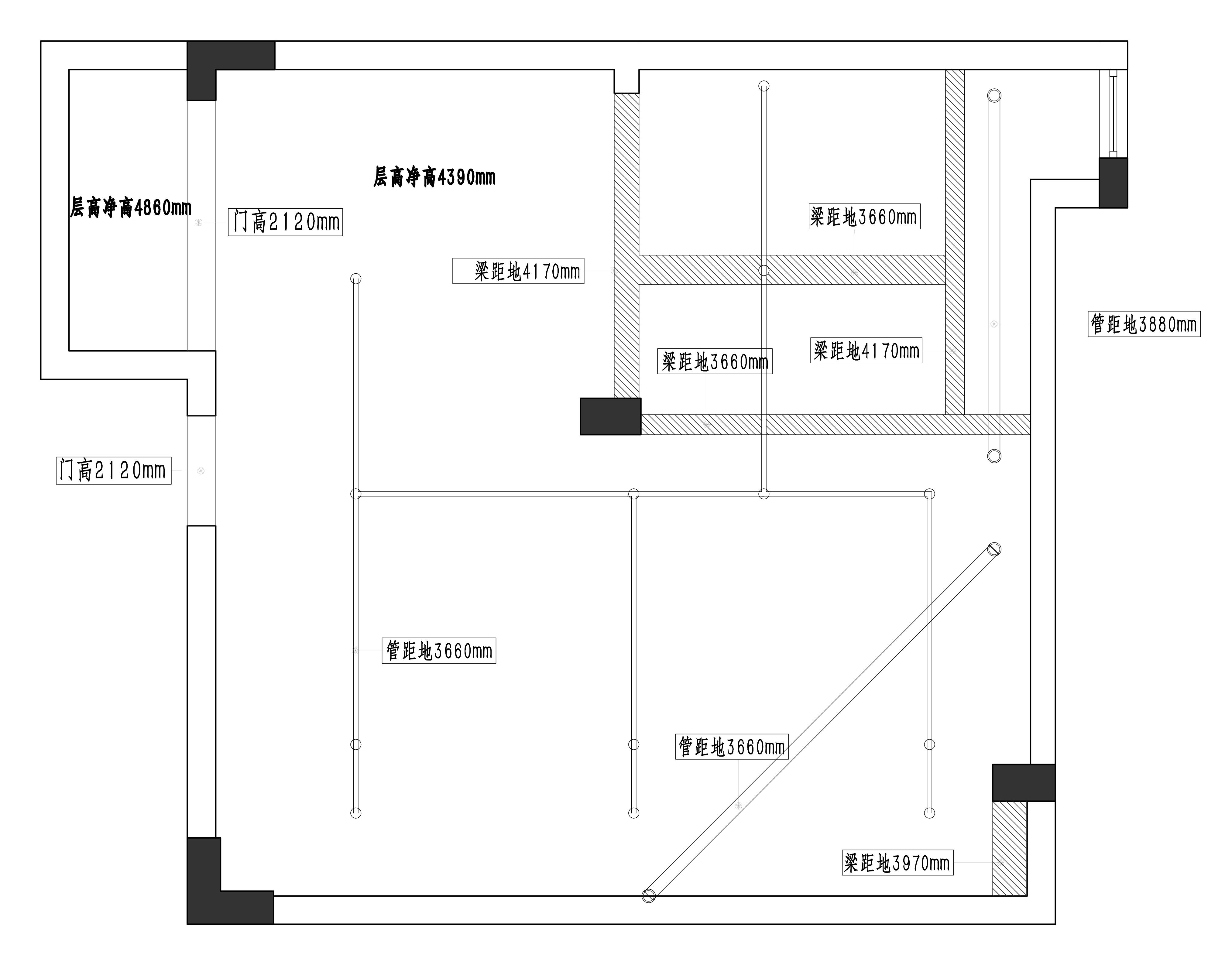 东方公馆-253平-现代港式装修设计理念