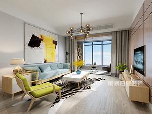 深圳北欧风格房子装饰设计图,真的好美!