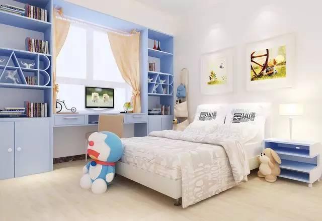 设计儿童房,要考虑哪些因素1