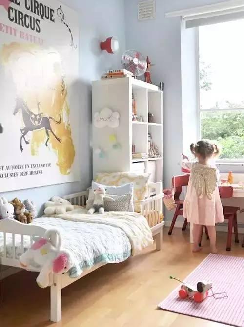 设计儿童房,要考虑哪些因素2