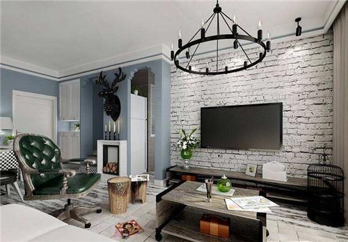 首页 装修设计 > 小户型客厅电视墙设计技巧及注意事项   现如今,电视