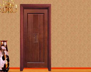 盼盼木门,为家庭选择一款安全性能好的门!