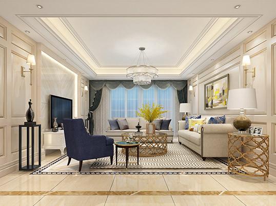 客厅界面的处理 如何使客厅的各界面更好看