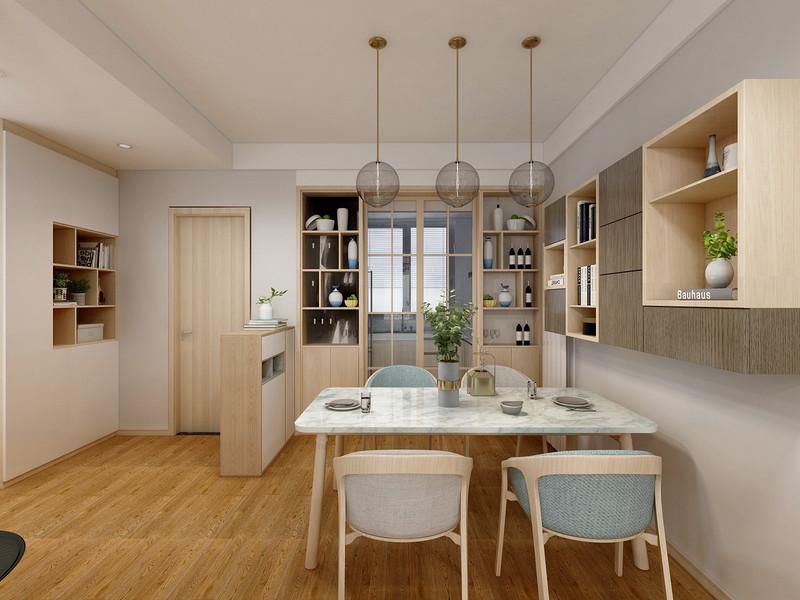 我家空间有限,但是还是想要做一个书房怎么办?