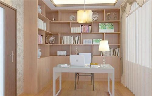 开放式书房的装修设计原则有哪些?
