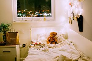 卧室如何进行软装