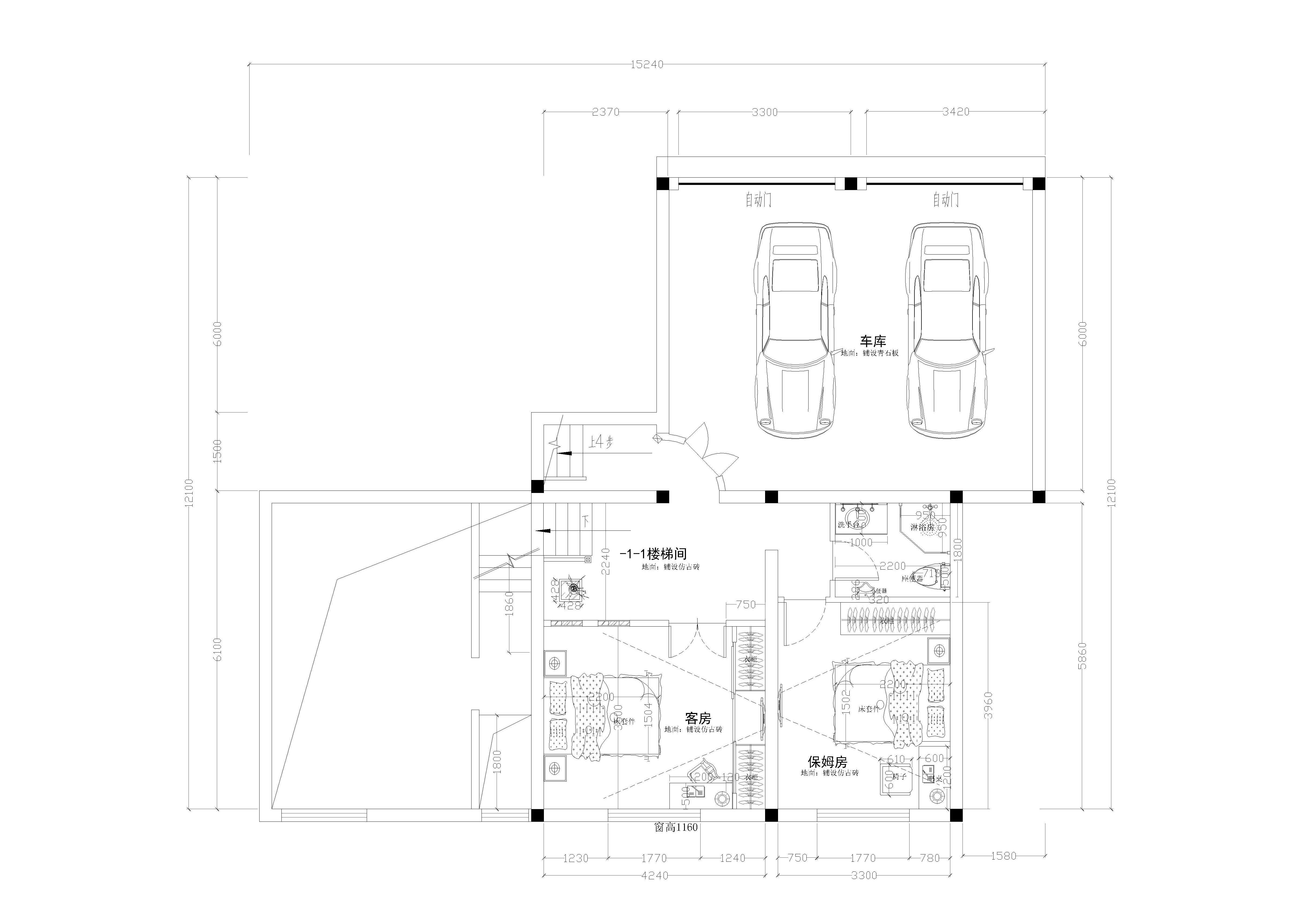 湖海塘庄园-新中式-620㎡装修设计理念