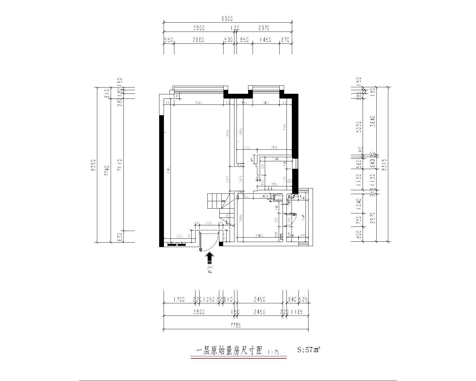 昆明山海湾140平米三室两厅北欧风格装修效果图装修设计理念