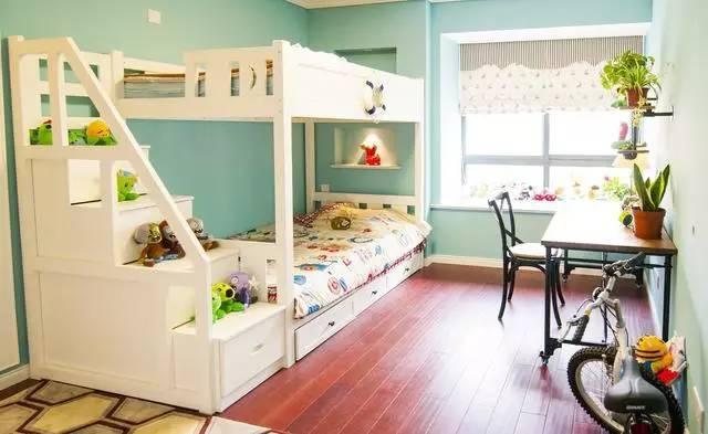 设计儿童房,要考虑哪些因素6