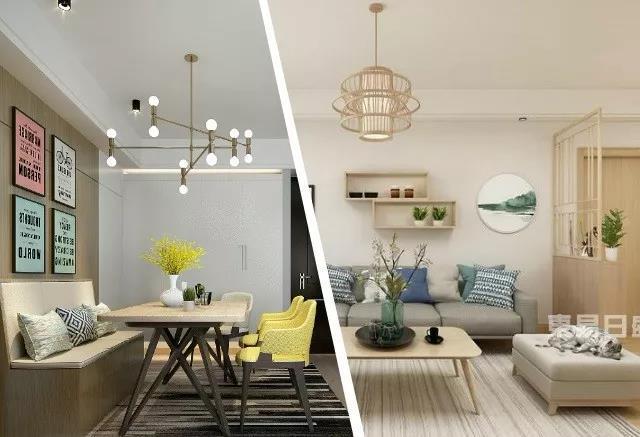 极简主义装修思潮的兴起,使得室内装修的极简风也越来越受到都市年轻