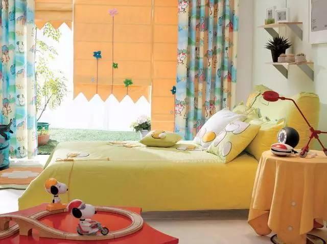设计儿童房,要考虑哪些因素8