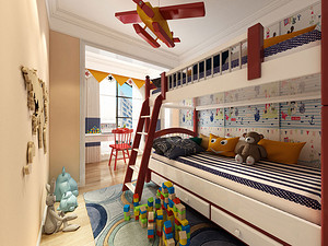 武汉儿童房装修设计不得不知道的注意事项