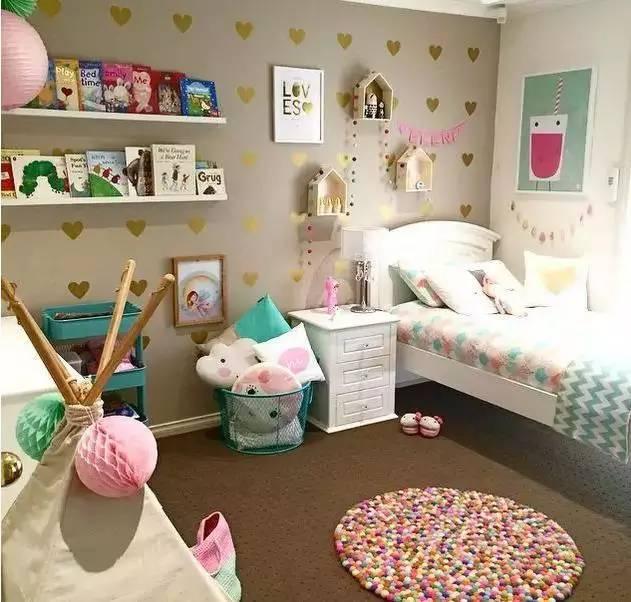 设计儿童房,要考虑哪些因素10