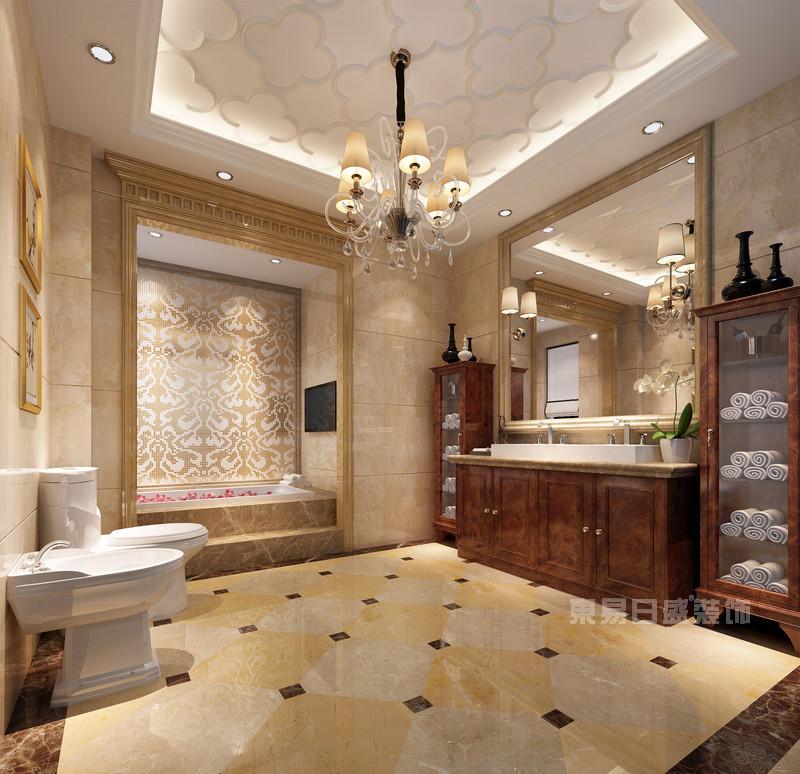家居装修中的浴室选用哪种瓷砖好呢?