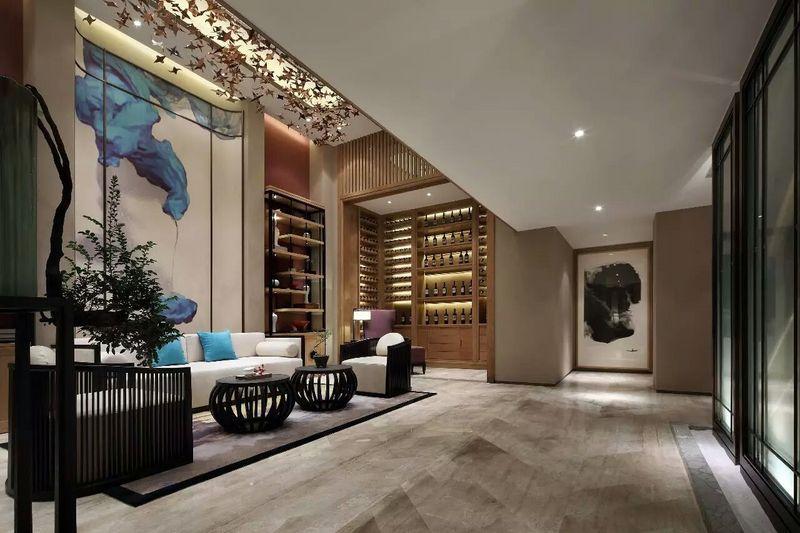 新中式室内装修风格设计特点
