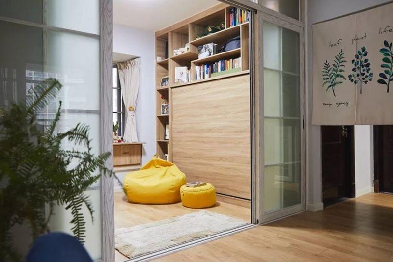 108平米的房子装修图