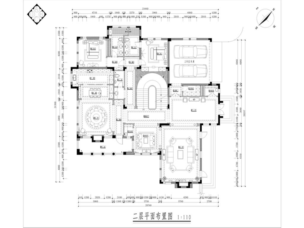 九龙湖畔800平米别墅法式风格装修设计理念