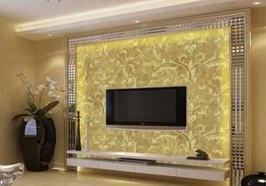 宁波高端装修设计师分享电视背景墙设计原则及材料选择