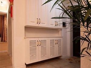 10款简约玄关设计 给家不一般的美