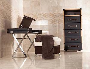 地面和浴室的装修材料