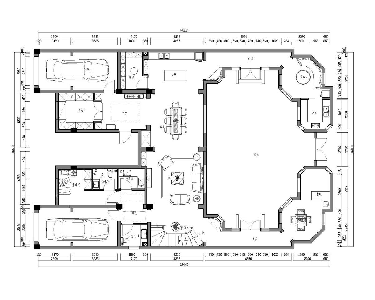 世纪家园  简欧风格  别墅装修装修设计理念