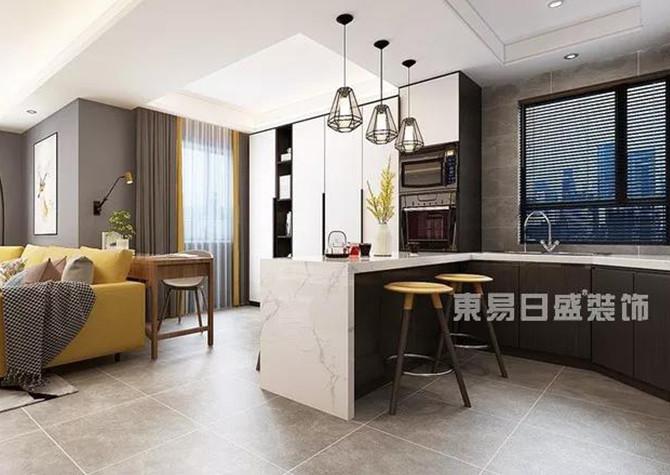 复式房子装修,装修设计,重庆东易日盛