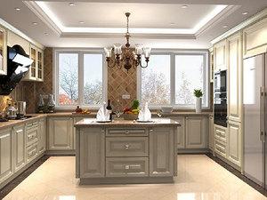 厨房铝扣板吊顶如何清洗保养?