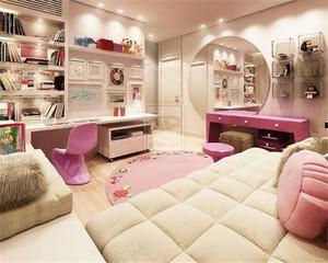近乎完美的儿童房榻榻米设计 给孩子小小的温暖空间!