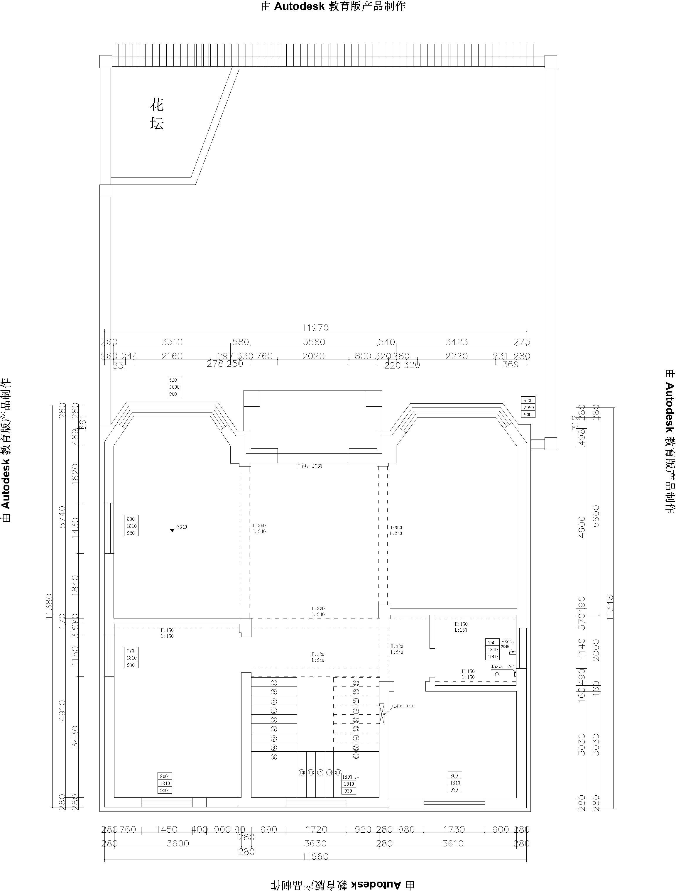 自建别墅-欧式古典-340平装修设计理念