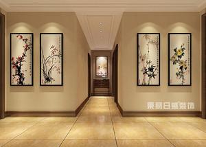 别墅中式装修风格设计技巧四要素
