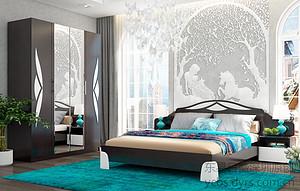 如何选购卧室家具,整体风格搭配要注意-南山装修公司