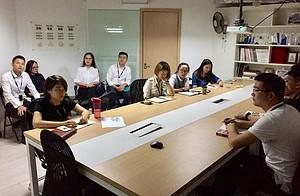 原创国际商务经理集训营第五期培训纪实
