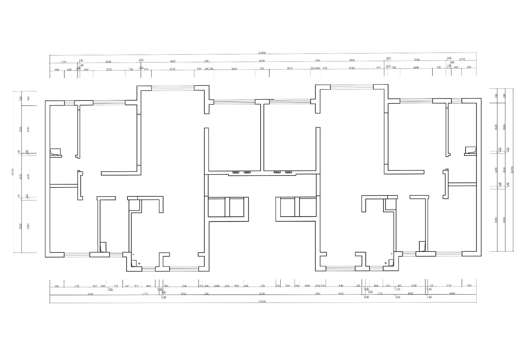 东港第-新中式-390平装修设计理念