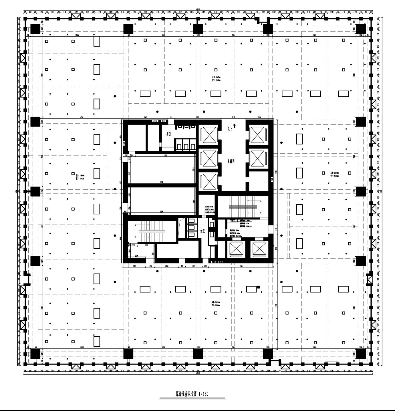 德恒律師事務所現代簡約2200平米裝修效果圖裝修設計理念