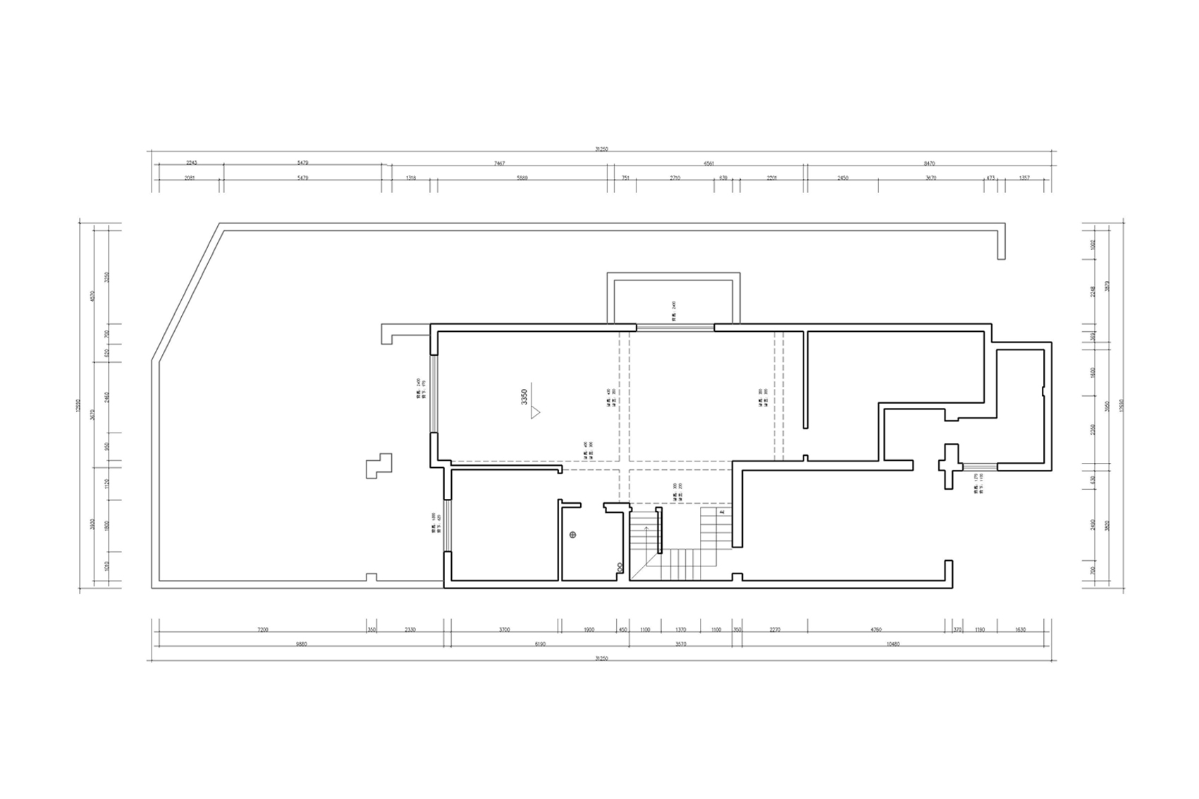 亿达春田-新中式-400平装修设计理念
