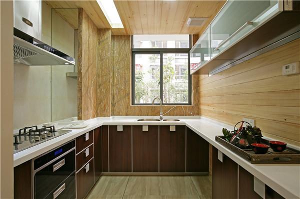 厨房装修效果图1