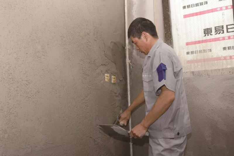 北京东易日盛装修质量好吗?施工现场给您揭晓