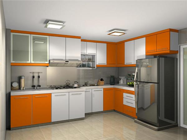 厨房装修效果图3