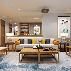 客厅软装设计,客厅如何选择茶几